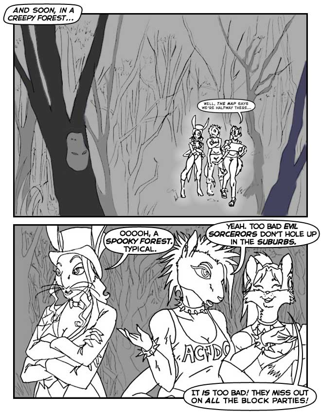 The Deer Witch Project #15